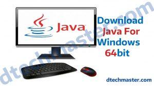 java full setup download for windows